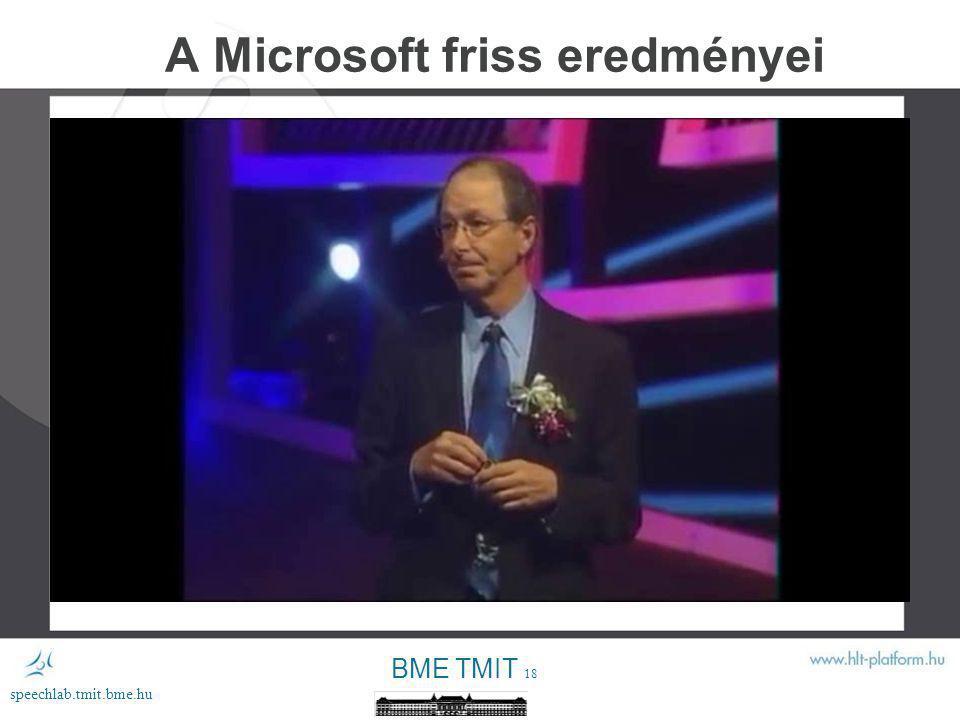 BME TMIT 17 speechlab.tmit.bme.hu Fordítandó: Nem választhatja a tételes adót az a vállalkozás, amelynek adószámát az adóhatóság a bejelentést megelőző két éven belül jogerősen felfüggesztette vagy törölte.