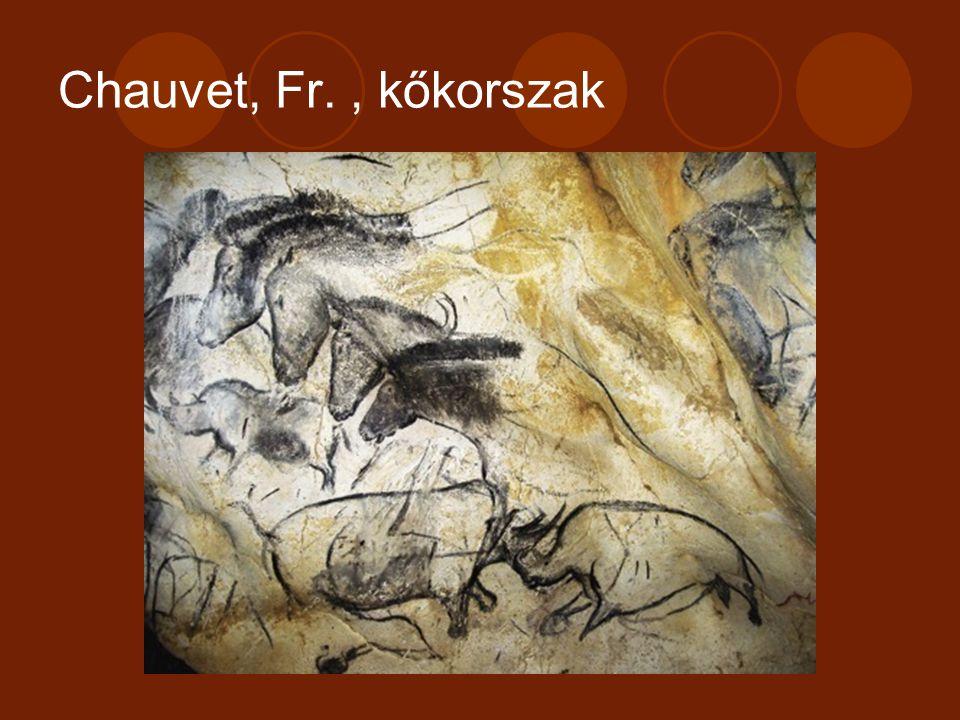 Chauvet, Fr., kőkorszak