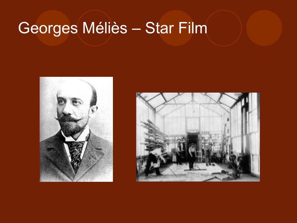 Georges Méliès – Star Film