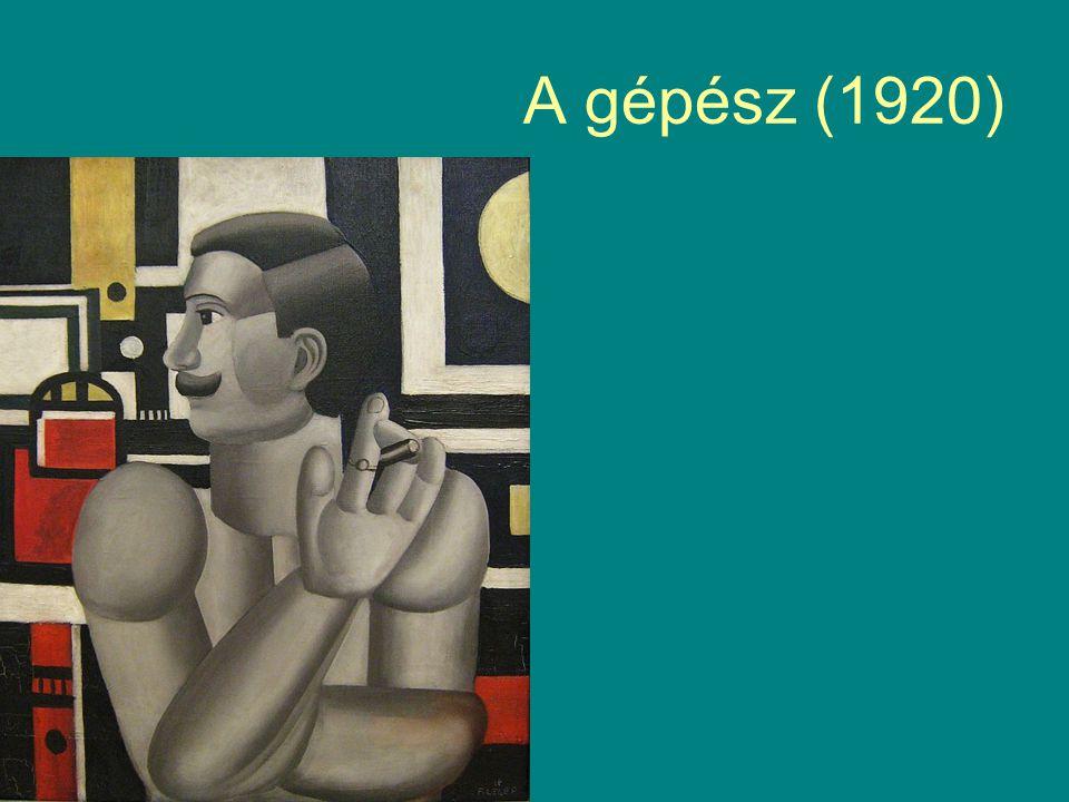 A gépész (1920)