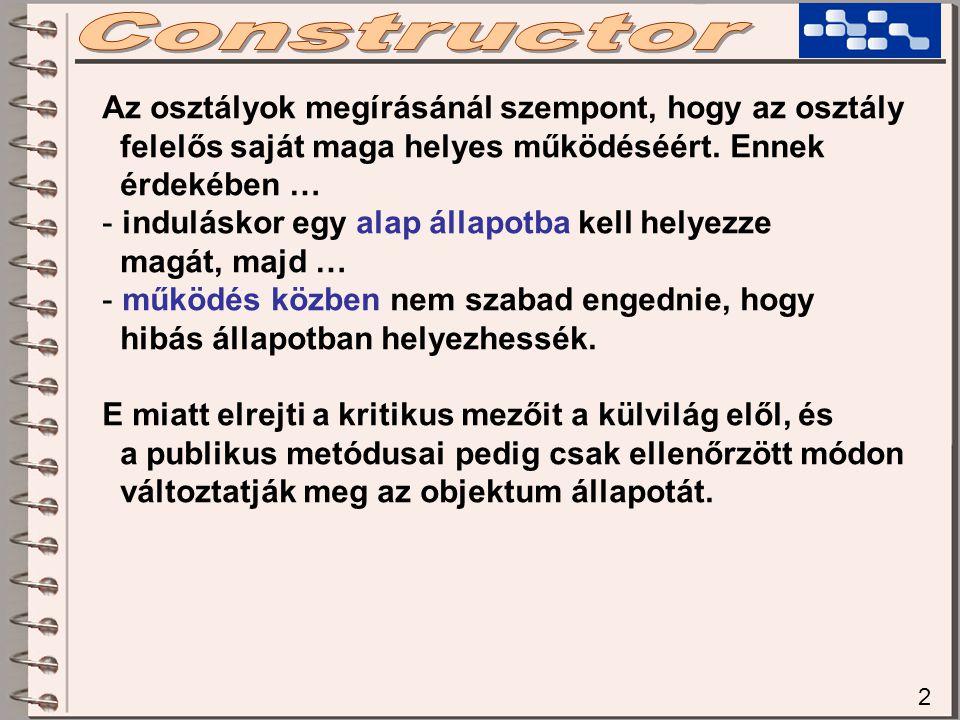 class TSajat { static TSajat() {...} } class TSajat { static TSajat() {...