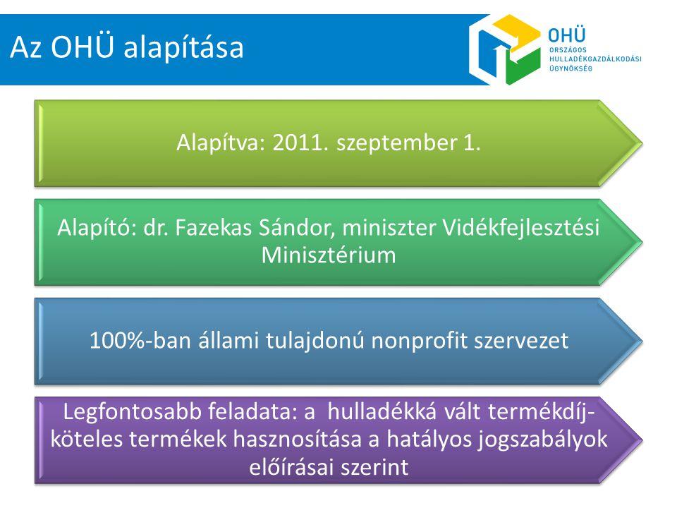 Alapítva: 2011. szeptember 1. Alapító: dr.
