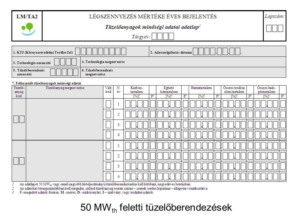 Folyamatos mérés H N Időszakos mérés Mért O 2 -re vonatkozatva Mért O 2 B S M 0