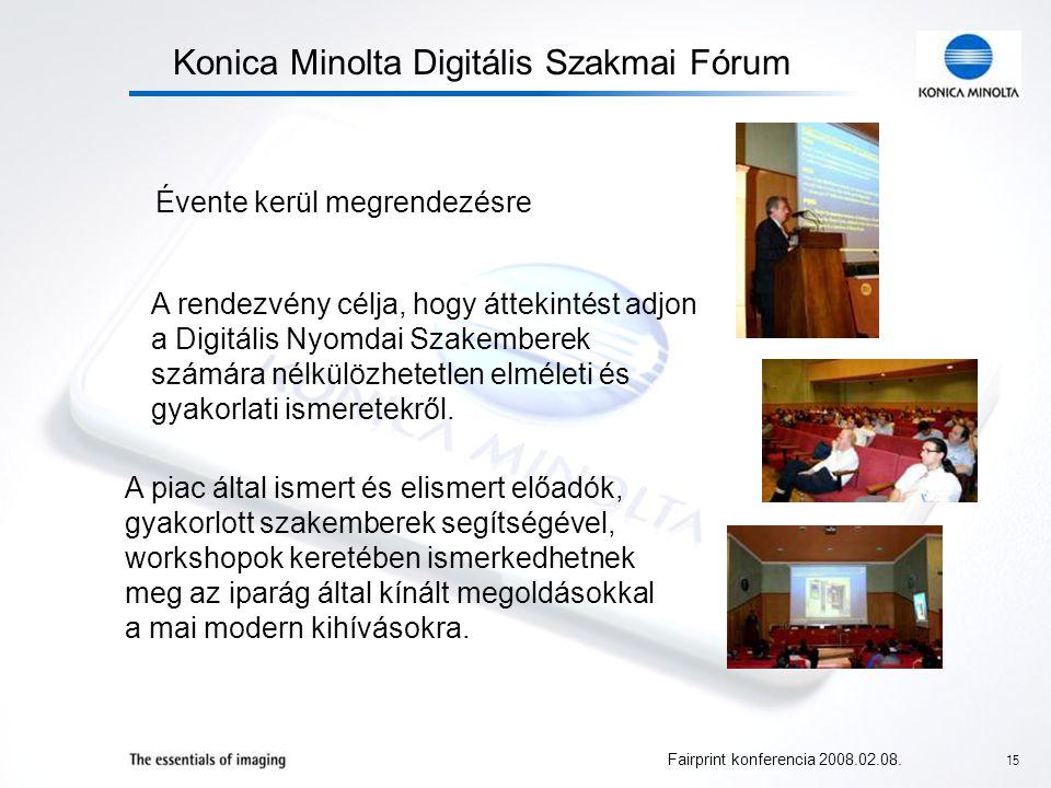 16 Fairprint konferencia 2008.02.08.