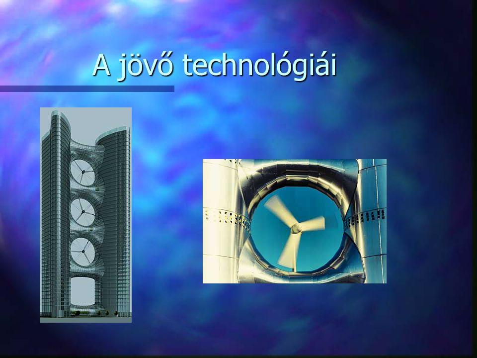 A jövő technológiái