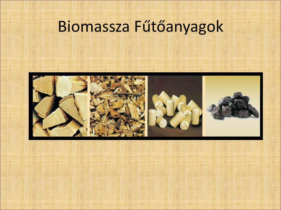 Biomassza Fűtőanyagok