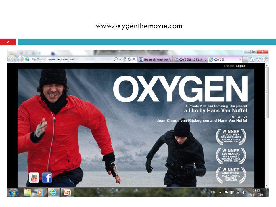 www.oxygenthemovie.com 7