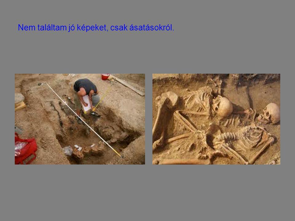 Nem találtam jó képeket, csak ásatásokról.