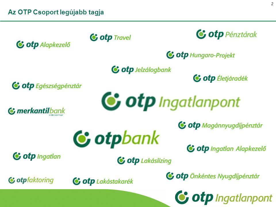 Az OTP Csoport legújabb tagja 2