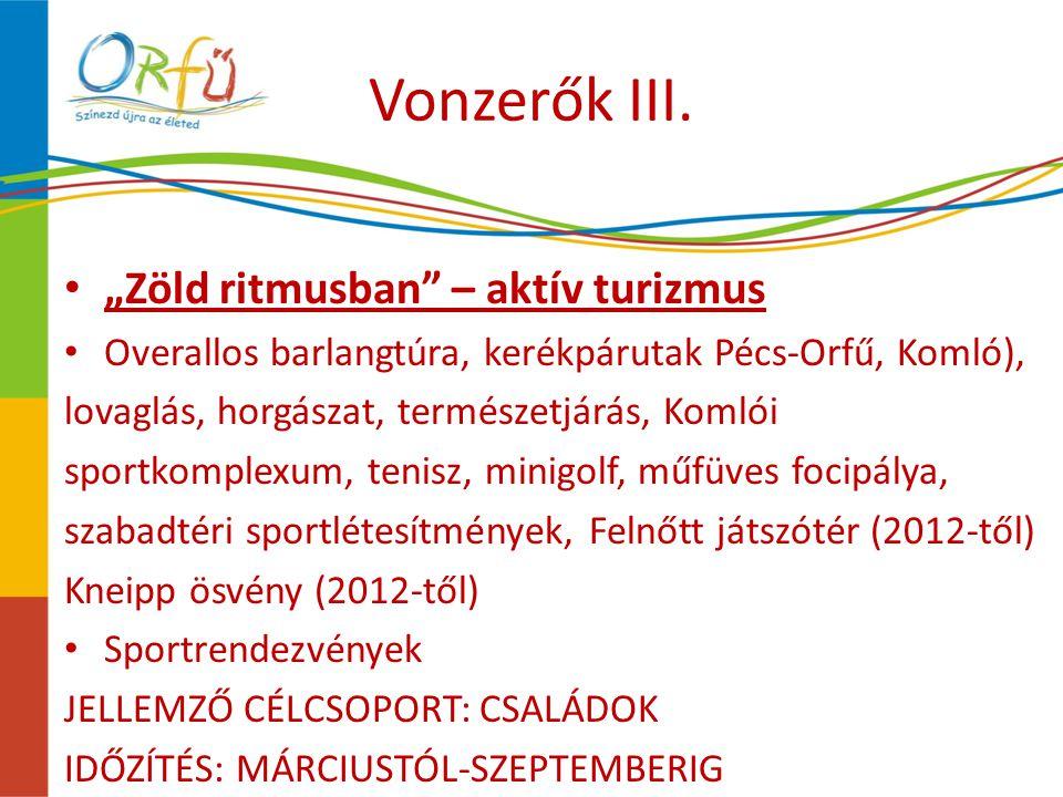 Vonzerők III.