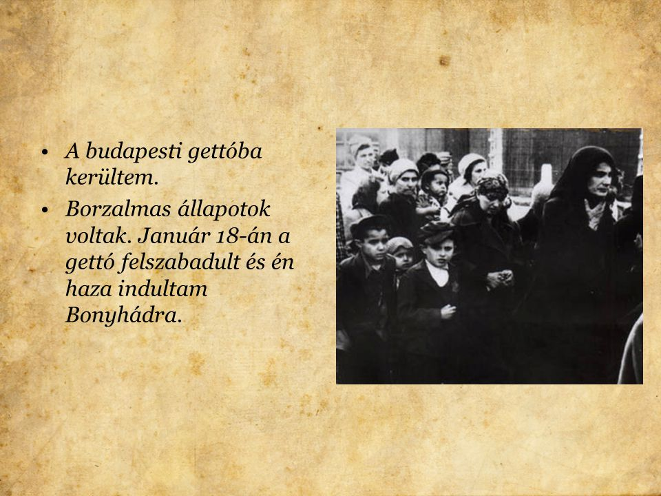 Dr. Kálló Ferenc tábori esperes a kórházban tartott gyógyulásom után is. Karácsonykor bevonultak az oroszok.