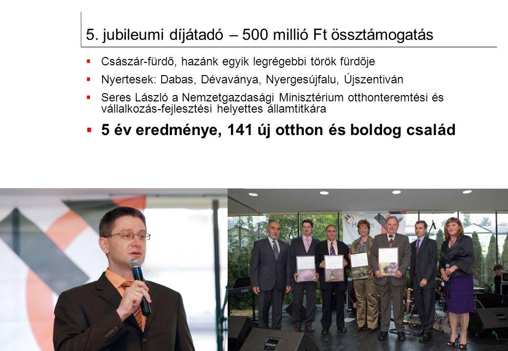 2010. 09. 13. Holcim Hungária Otthon Alapítvány 5.