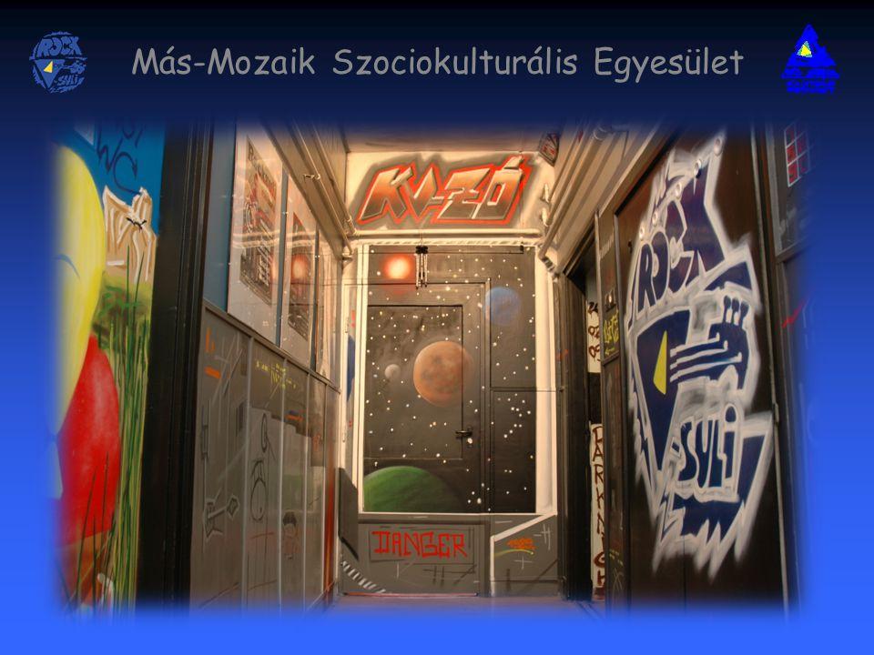 Más-Mozaik Szociokulturális Egyesület Tarka-Barka Kézműves Műhelyek