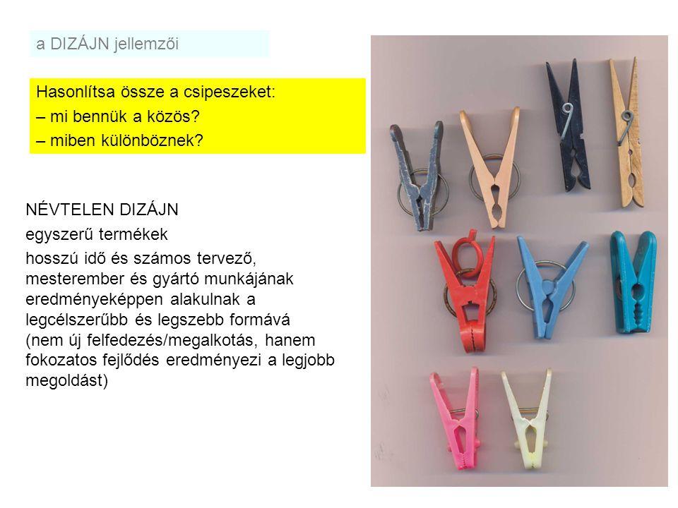 a DIZÁJN jellemzői a SZÍN A DIZÁJNBAN - a struktúrához igazodva kiemel - a használatot megkönnyíti - ízlés szerinti választékot kínál CSOMAGOLÁS és dizájn - a vállalti arculatterv része (a márkát népszerűsíti) - termékvédő célzat (szállítás, aroma, …) - tetszetősség Gyorséttermi csomagolás, 1996 Elektrolux Oxygen.