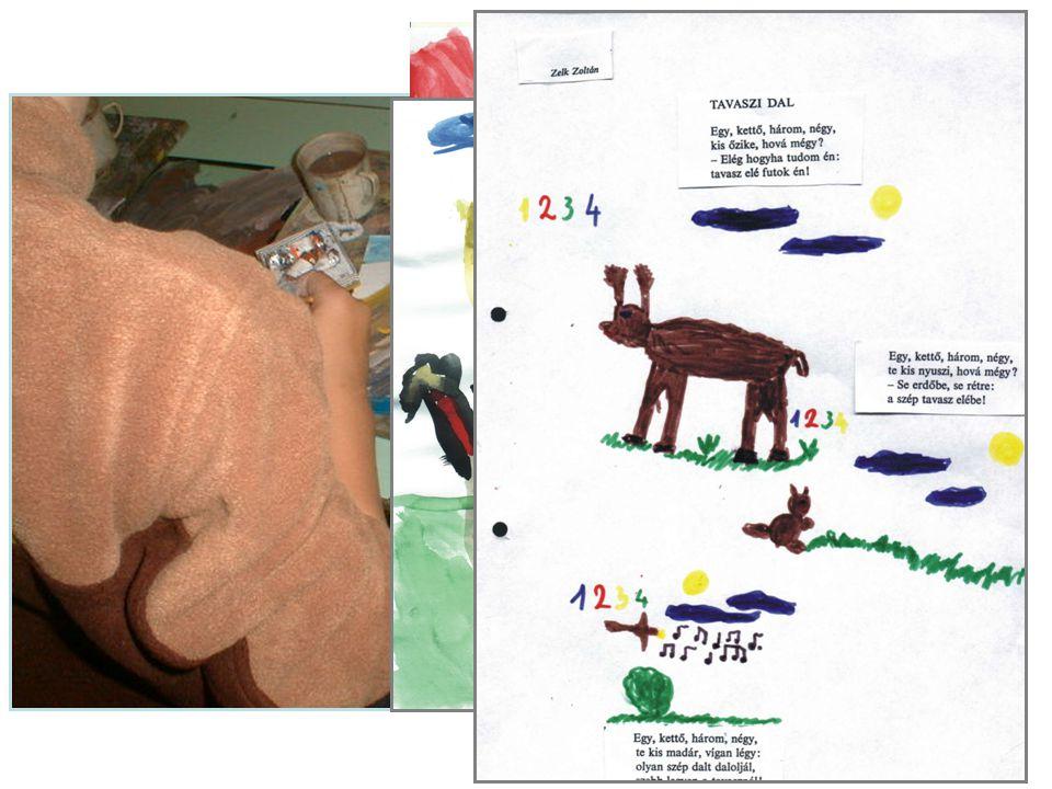 képzőművészeti ismeretként tanítjuk: a művészeti területek, műfajok, technikák, tematikák neve, egyszerű jellemzői; művek alkotója, címe, …  elsősorban a szemlélésből, elemzési gyakorlatokból szűrődnek le, így rögzülnek elemzési gyakorlatként tanítjuk: tematikai, vizuális nyelvi, technikai műolvasások, elemzések képzőművészeti műbefogadó-műelemző képességek és az ítéletalkotás – véleményformálás alapjainak kialakítása; a műalkotások becsülésére nevelés