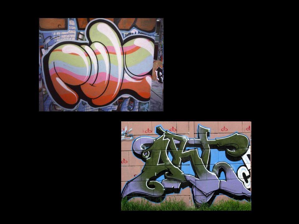 GRAFFITI FOGALMAK tag (teg) a writer (firkász) neve, a csapat neve vagy csak egy sima üzenet lehet.