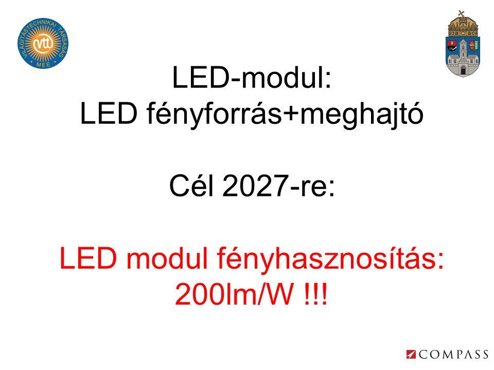 LED egység Táp HŐLEADÁS 2