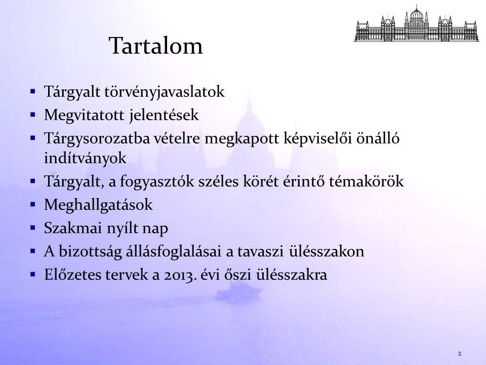 1.Varga Mihály nemzetgazdasági miniszterjelölt kinevezés előtti meghallgatása 2.