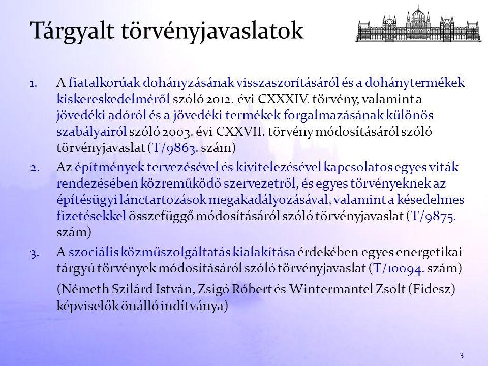 4.Az adó- és egyéb közterhekkel kapcsolatos nemzetközi közigazgatási együttműködés egyes szabályairól szóló törvényjavaslat (T/10238.