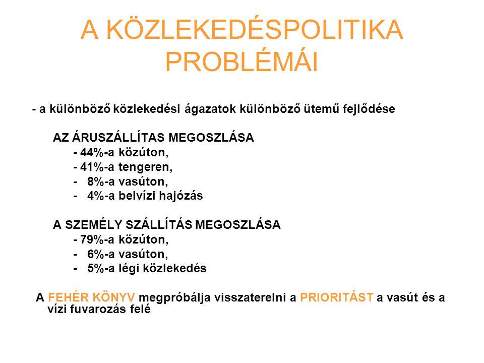 CSELEKVÉSI LEHETŐSGEK GAZDASÁGI SZEMPONTBÓL 1.