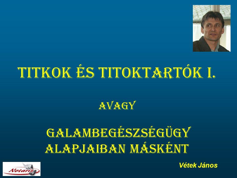 """Az nyer aki kevesebbet hibázik Akit """"Mister Teletex -nek hívnak: Hans Dekkers, Hedikhuizen (Hollandia) 2006-2012 között, 24 özvegy hímmel versenyezve 63 teletex helyezést értek el galambjai (teletex-en a nemzeti verseny 1-10 helyezettje jelenik meg)"""