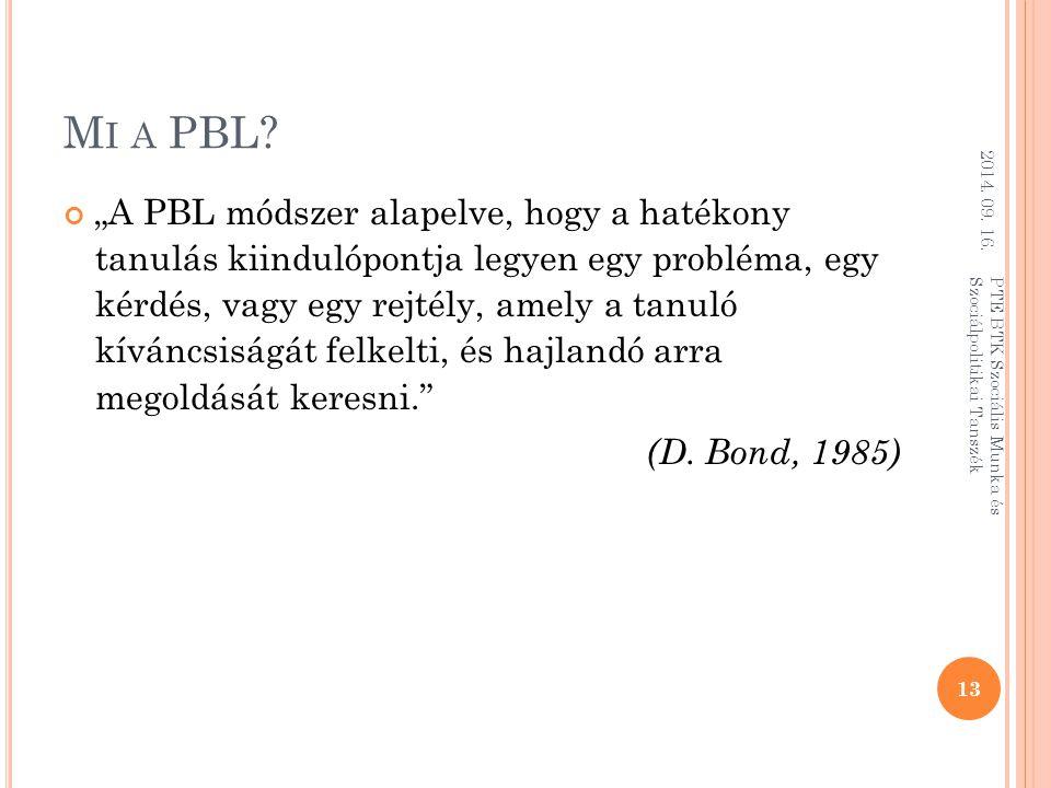 M I A PBL.