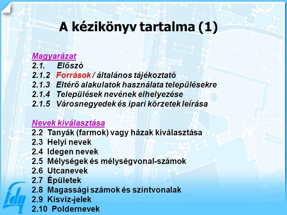 Kódok a névtárban (1)