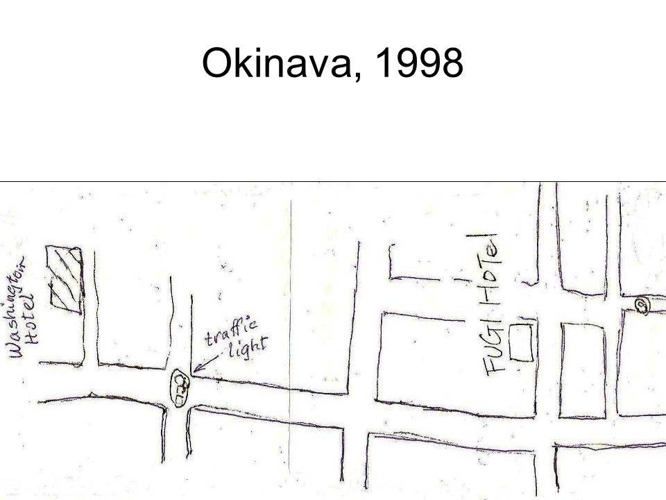 Okinava, 1998