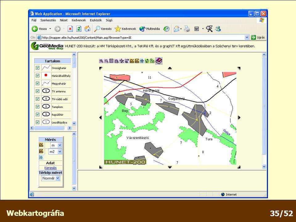 Webkartográfia 35/52