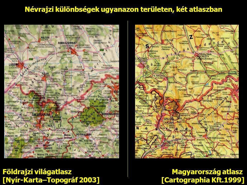 1992-től: kettős tájszemlélet a magyar kartográfiában Pécsi–Marosi– Somogyi–Sárfalvi (FNT I.–MNA) tájszemlélet Pécsi–Marosi– Somogyi–Sárfalvi (FNT I.–