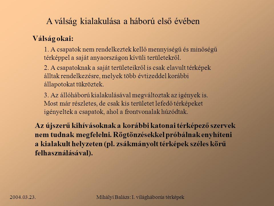2004.03.23.Mihályi Balázs: I.