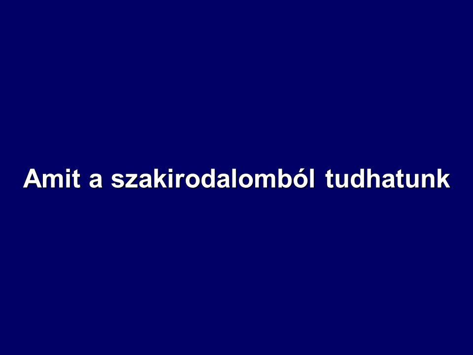 A szerzők, és amit mondanak: Fodor Ferenc (1954) – NEM ÍR RÓLA !!.