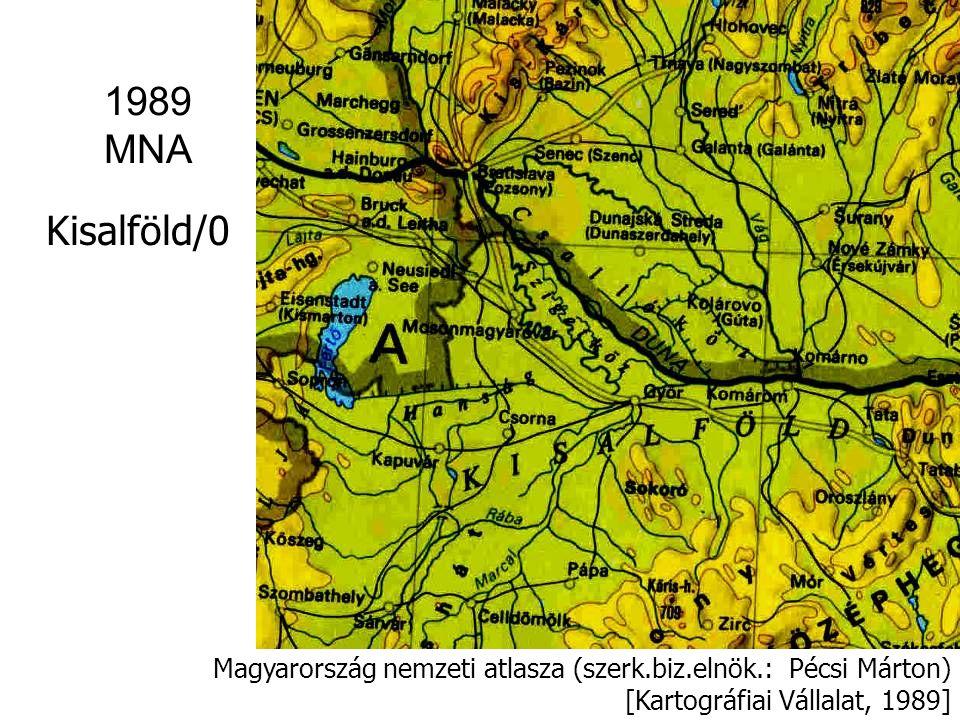 Földrajzi atlasz [Stiefel Falitérkép Kiadó Kft.