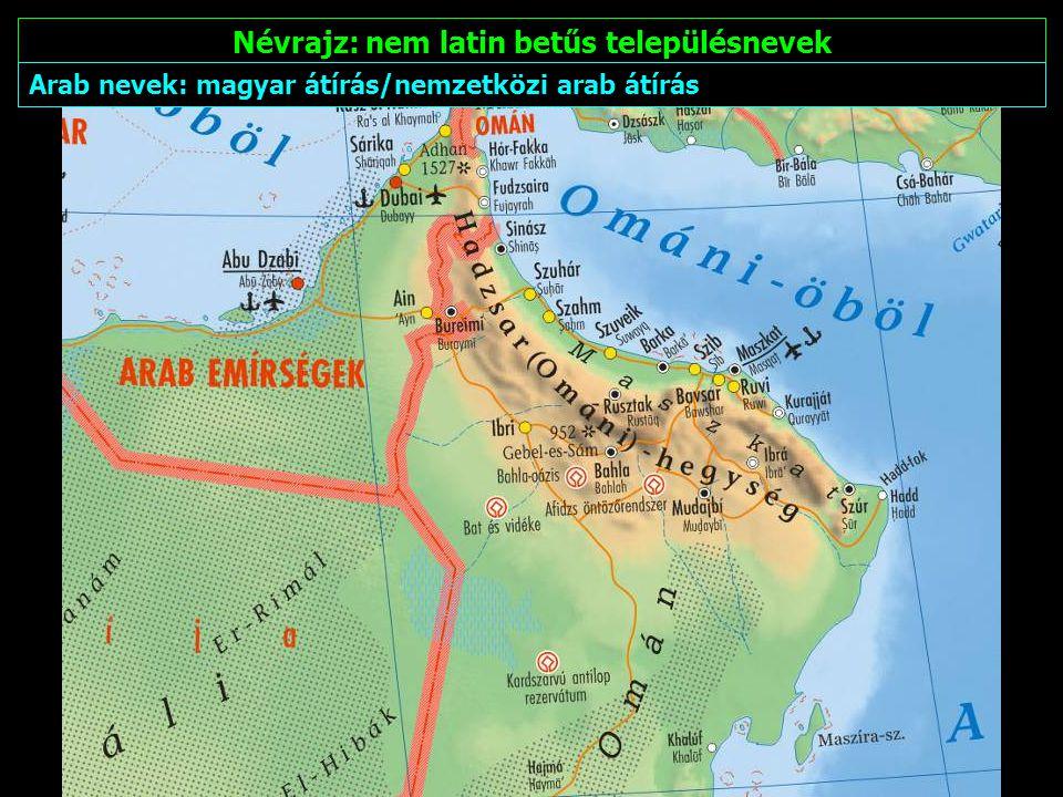 Az egyik használt településnév-forrás http://www.geonames.org GEONAMES nemzetközi földrajzinév-tár, 6,3 millió objektummal, amiből 1,8 millió településnév.