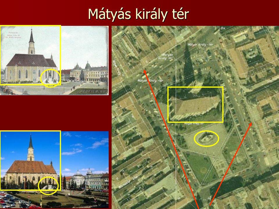 Mátyás király tér