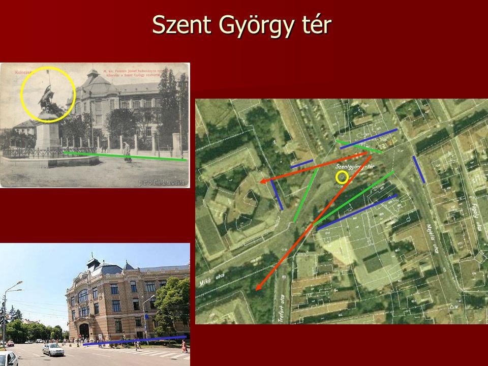 Szent György tér