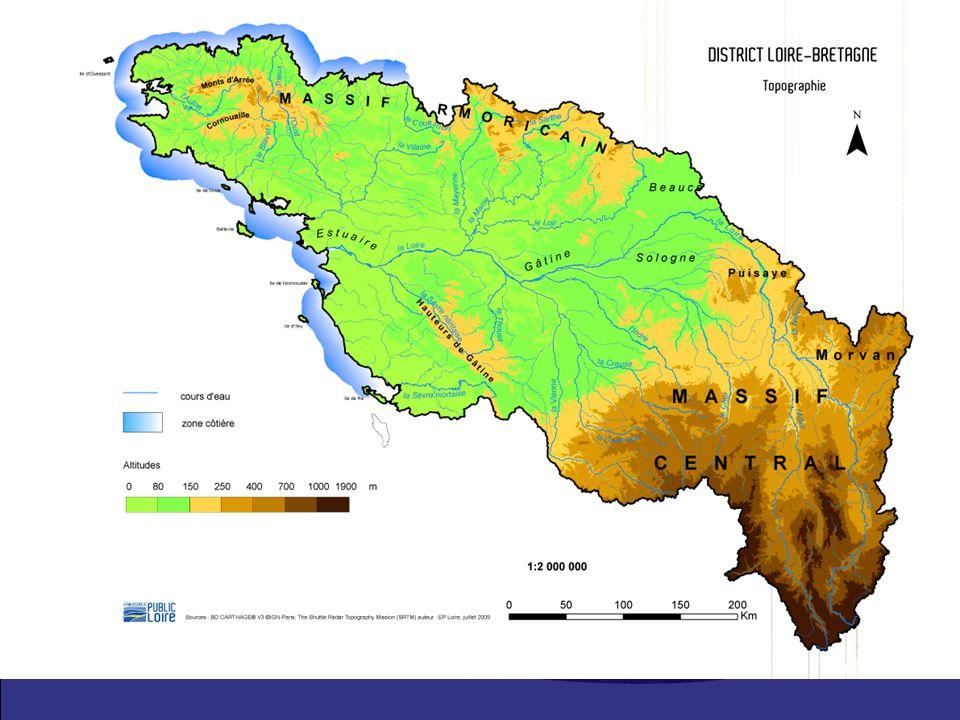 14 Cél: a vízgyűjtő kerület felszíni sajátosságainak bemutatása Felhasznált adatok: –SRTM (GeoTiff) –BD Carthage Módszer: –maszkolás DOMBORZAT