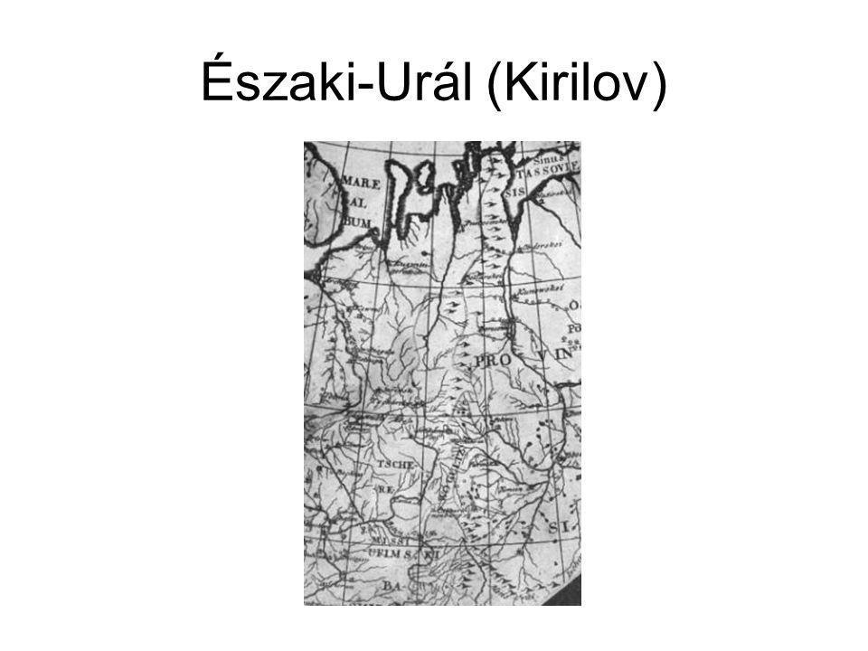 Északi-Urál (Kirilov)