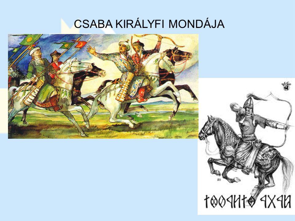 CSABA KIRÁLYFI MONDÁJA