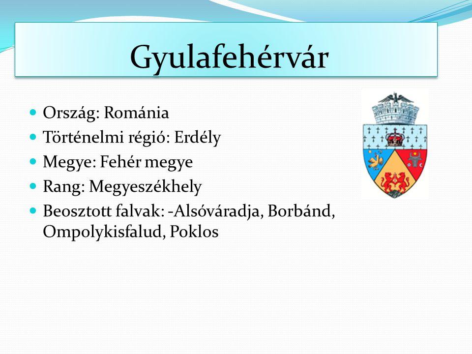 Látnivalók A székesegyház szomszédságában áll az erdélyi fejedelmek egykori 15.