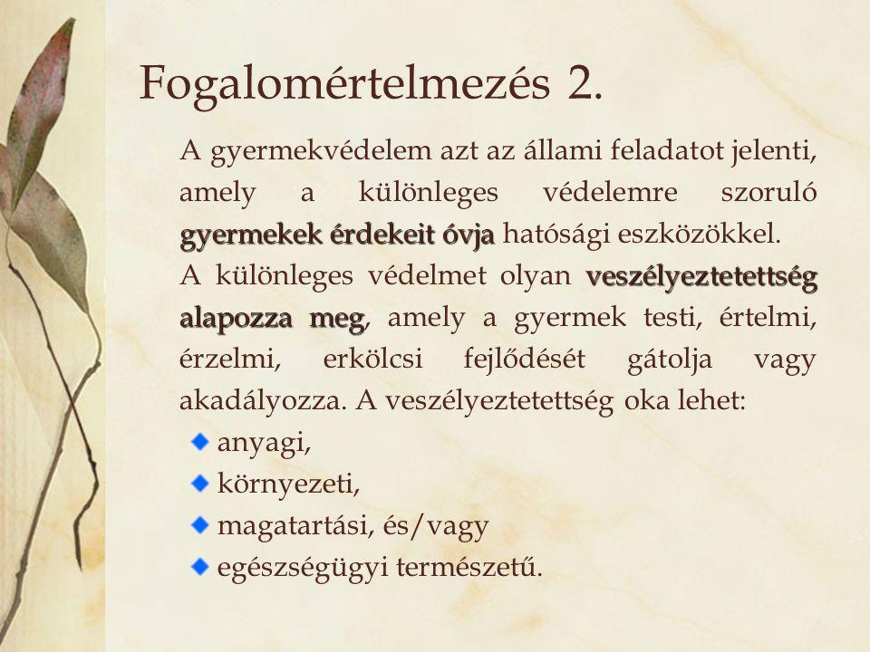 Ajánlott irodalom Balogh András és tsai (1989): Boldog gyermekkor.