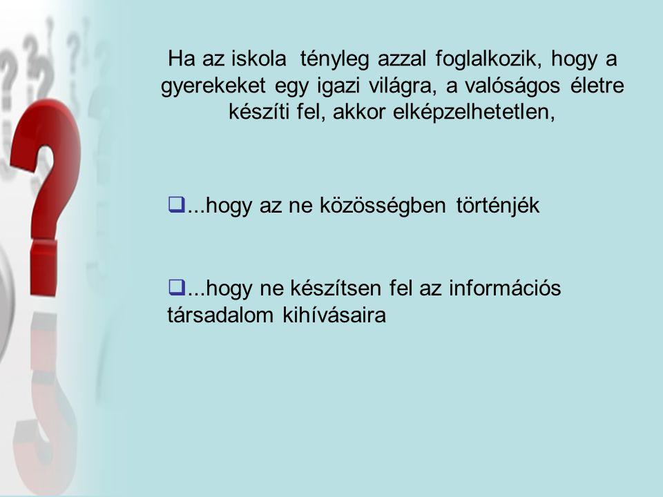 Az információs társadalomban a hiperlink az információ igen gyakori, számítógépes megtestesítője.