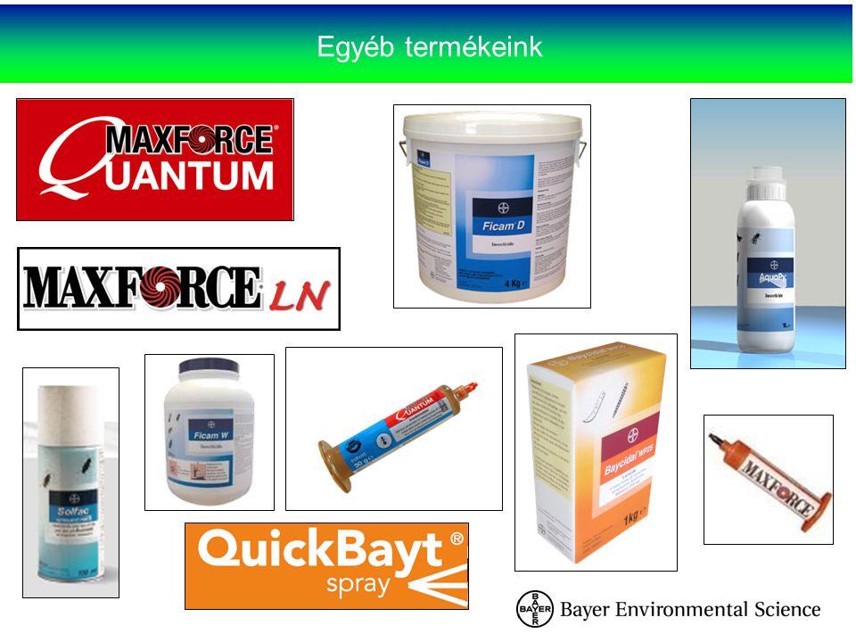 Egyéb termékeink