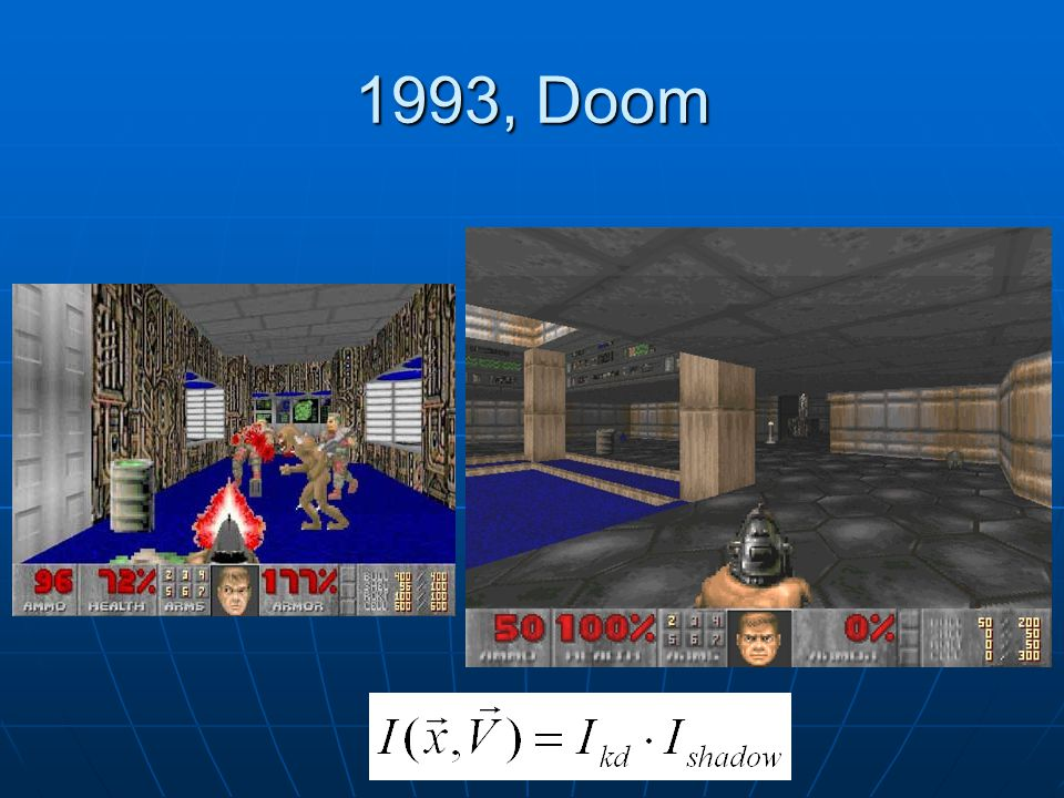 1993, Doom