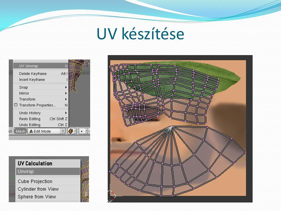 UV készítése