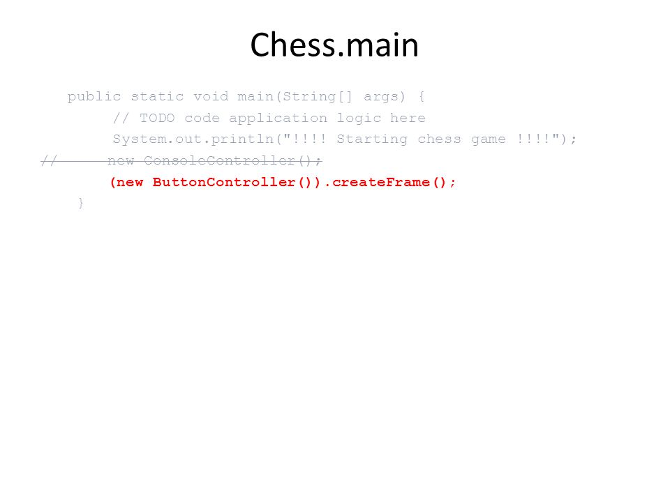 ChessApplet kieg.