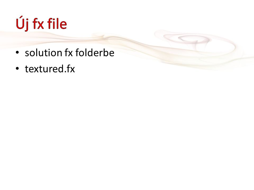 solution fx folderbe textured.fx