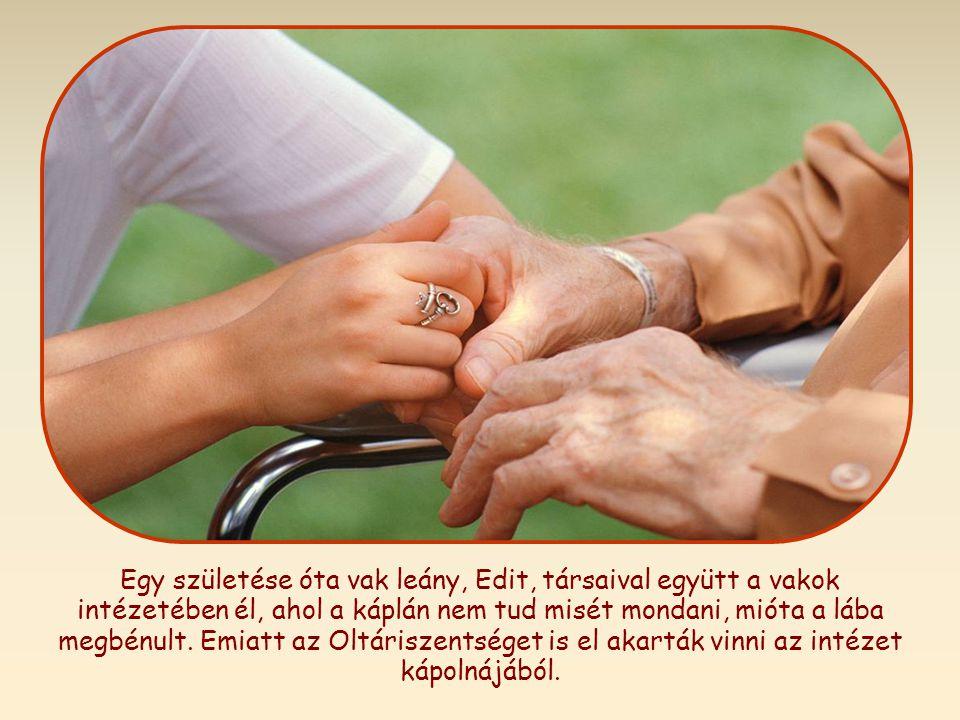 """""""Legyetek egymásnak szolgálatára aszerint, hogy ki-ki milyen lelki ajándékot kapott (1Pét 4,10)"""