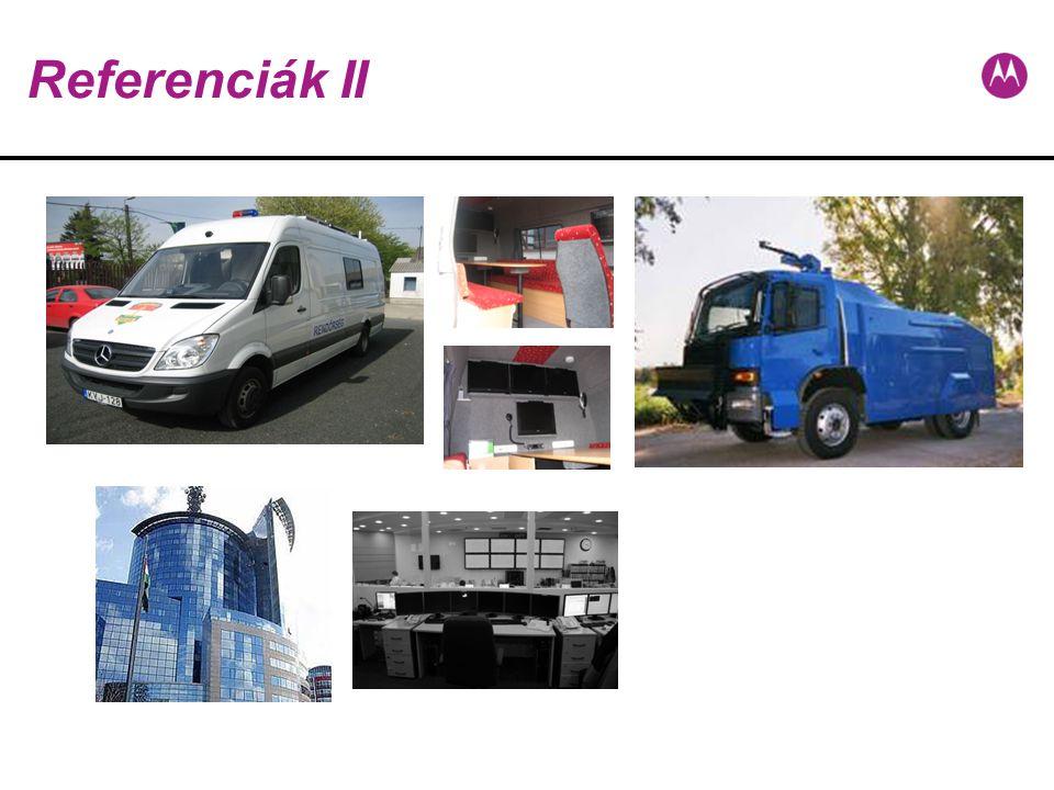 Referenciák II
