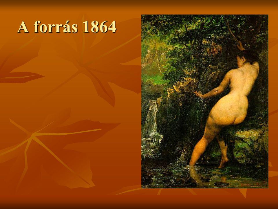 A forrás 1864